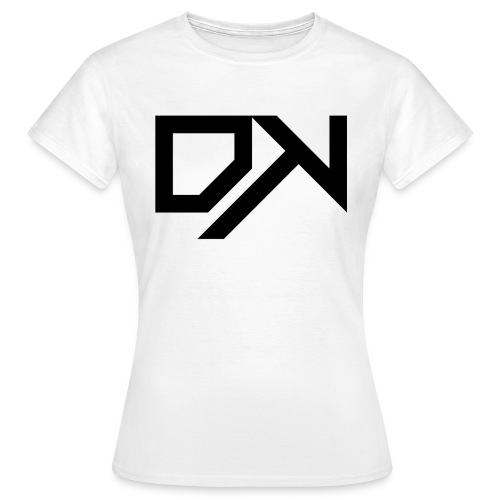 DewKee Logo Samung Galaxy S4 Case Black - Women's T-Shirt