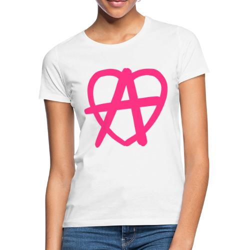 Love revolution - T-shirt dam