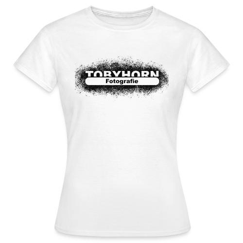 TobyHorn Fotografie - schwarz - Frauen T-Shirt