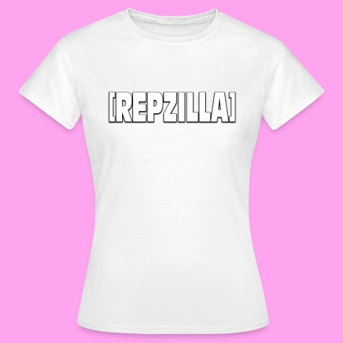 Repzilla Logo - Women's T-Shirt