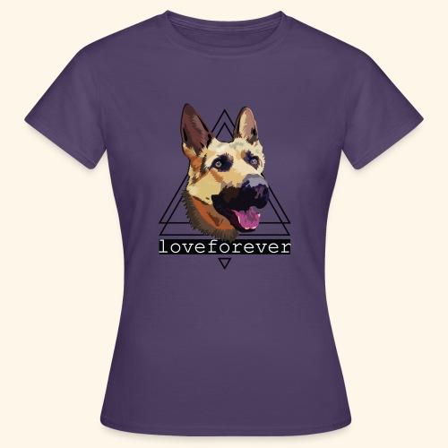 SHEPHERD LOVE FOREVER - Camiseta mujer