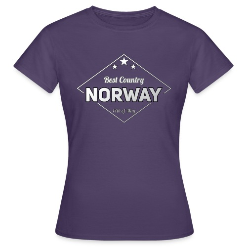 NORWAY - Women's T-Shirt