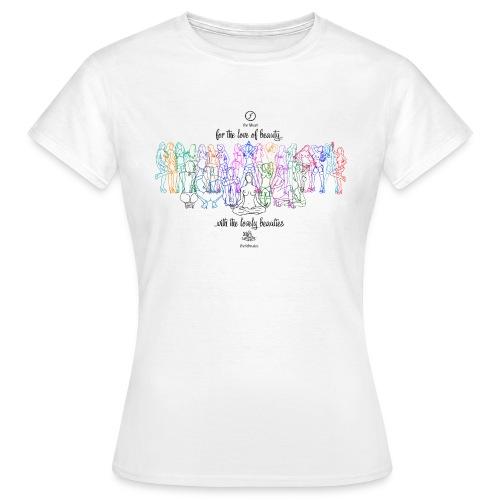 The felmates models and felwet - Frauen T-Shirt