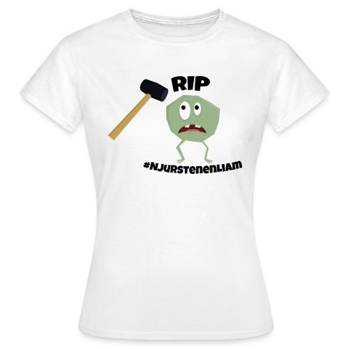Njurstenen Liam - T-shirt dam