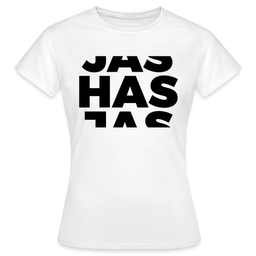 JasHasJas - Vrouwen T-shirt