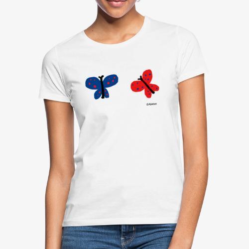 Perhoset - Naisten t-paita