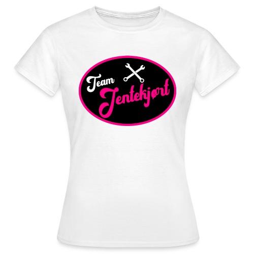 new2contrast - T-skjorte for kvinner