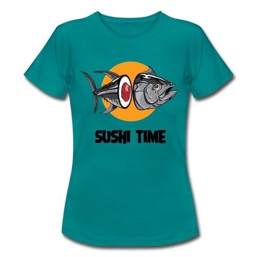 SUSHI TIME-tonno-n - Maglietta da donna