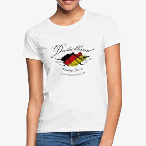 Vintage Deutschland - Frauen T-Shirt