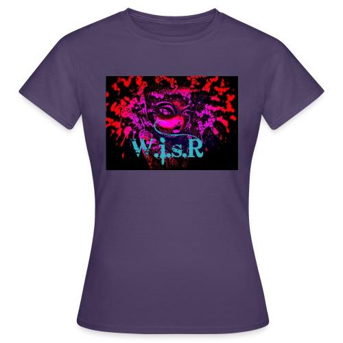 WisR Naisten T- Paita - Naisten t-paita