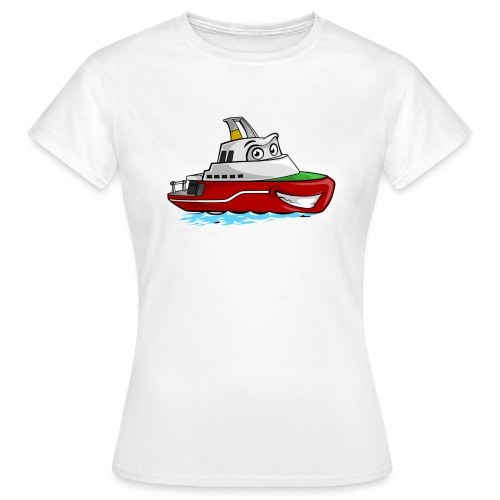 Boaty McBoatface - Women's T-Shirt