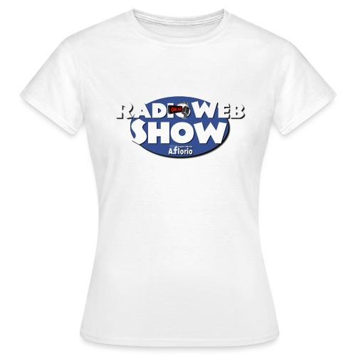 Logo RadioWebShow - Maglietta da donna