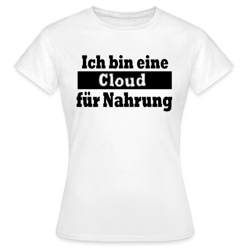 cloud - Frauen T-Shirt