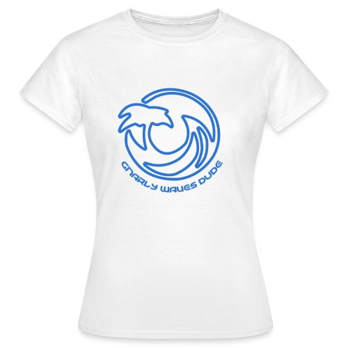 gnarly af sweather - Vrouwen T-shirt
