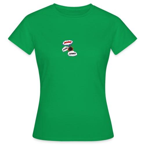 Boom - Frauen T-Shirt