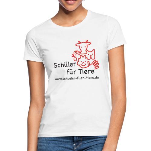 Logo Farbe (2x) - Frauen T-Shirt