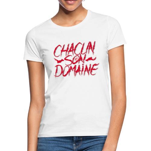chacun - T-shirt Femme