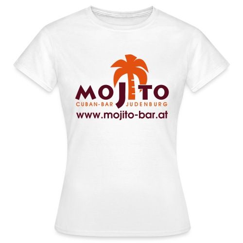 Mojito Logo - Frauen T-Shirt