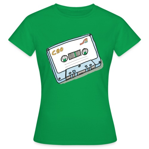Cassette - Frauen T-Shirt