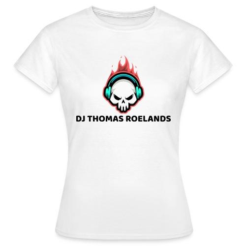 DJ THOMAS ROELANDS - Vrouwen T-shirt