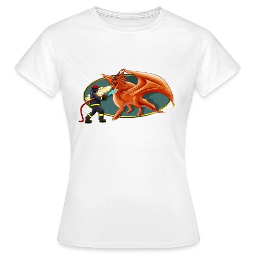 drachenfeuerwehr - Frauen T-Shirt