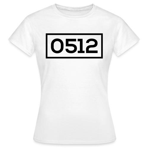 0512 - Vrouwen T-shirt