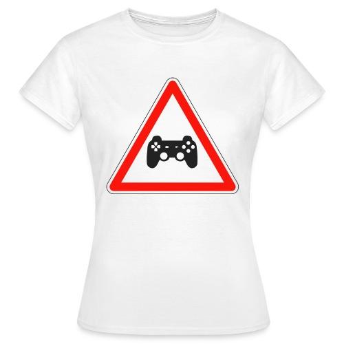 cedezaujeux - T-shirt Femme