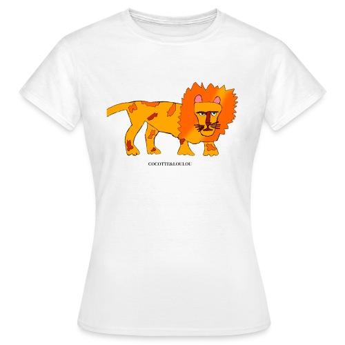 Lionel le beau - T-shirt Femme