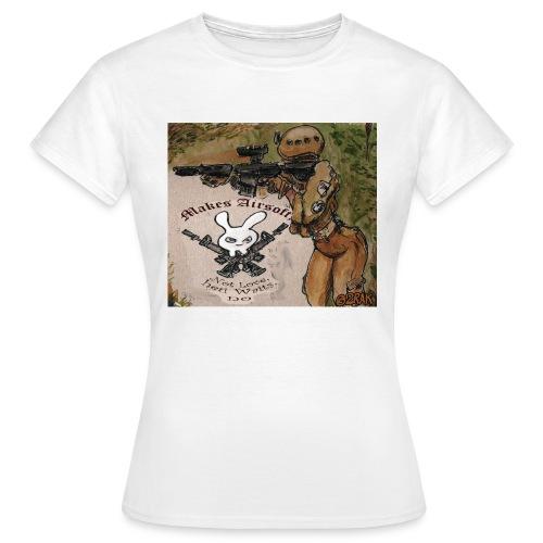 makesairsoft - T-shirt Femme
