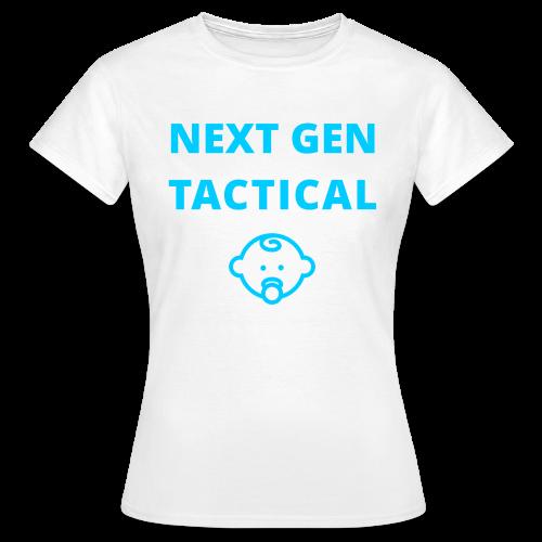 Tactical Baby Boy - Vrouwen T-shirt