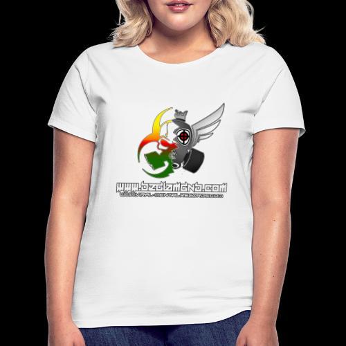 vmr-bedlam-dnbLogo - Women's T-Shirt
