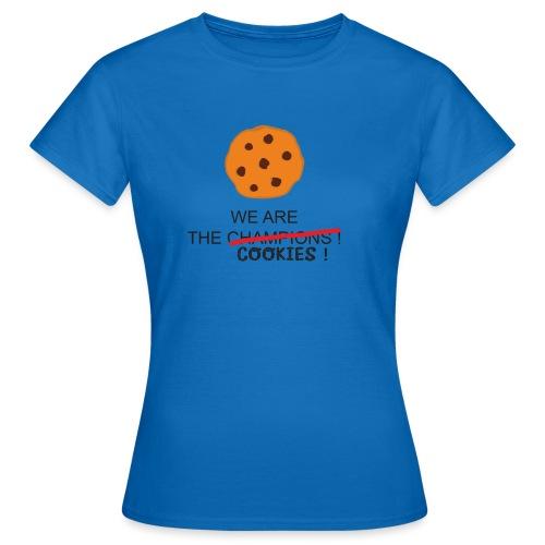 WE ARE THE COOKIES - Maglietta da donna