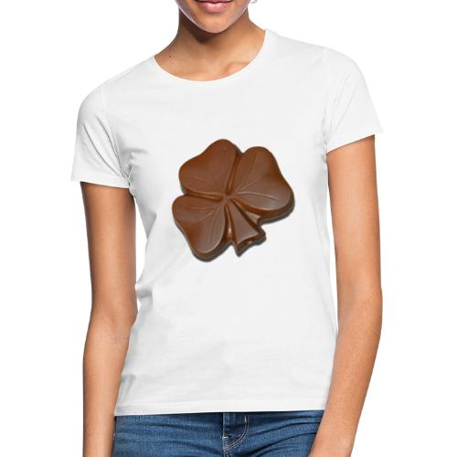 Chocolate Shamrocks - Women's T-Shirt