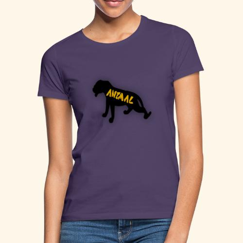 animal - T-shirt Femme