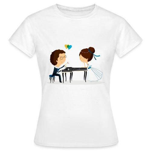 Nuestra Boda - Camiseta mujer