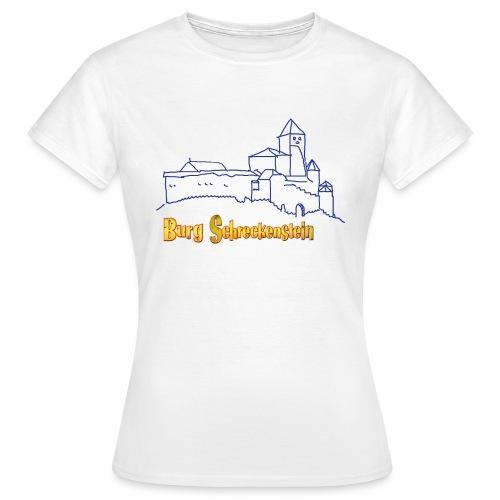 Kinder Kapuzenpullover - Burg Schreckenstein - Frauen T-Shirt