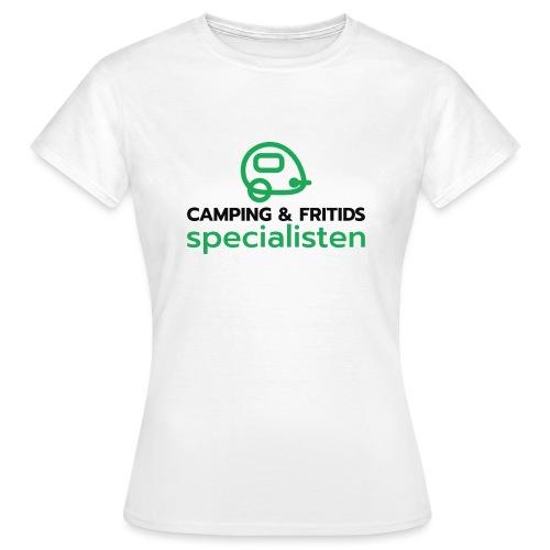 Camping & Fritidsspecialisten - T-shirt dam