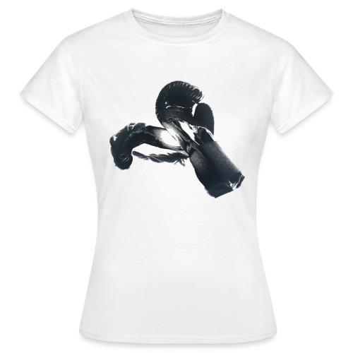 boxing gloves (Saw) - Women's T-Shirt
