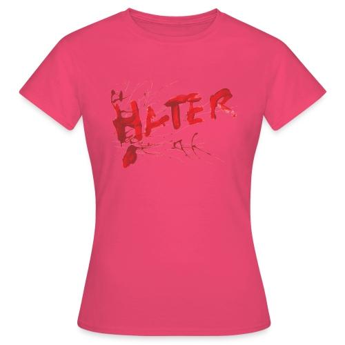 Hater logo t-shirt - Women's T-Shirt