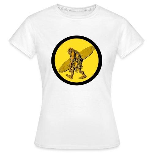 TROGLO SURF - Maglietta da donna
