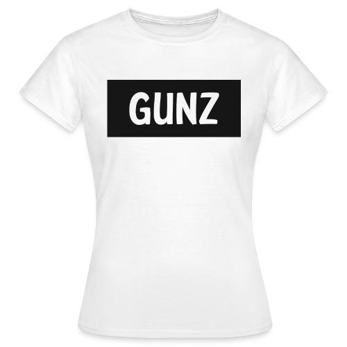 Gunz - Dame-T-shirt