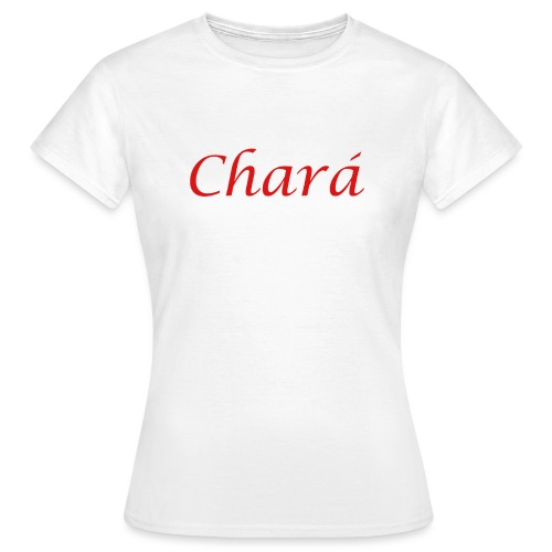 Chará design 1 - Women's T-Shirt