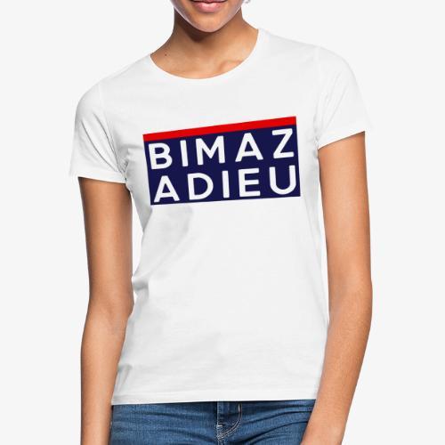 BIMAZ - Bester Innenminsiter Aller Zeiten - Frauen T-Shirt