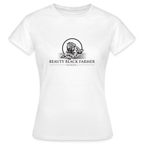 Beauty Black Farmer - Frauen T-Shirt