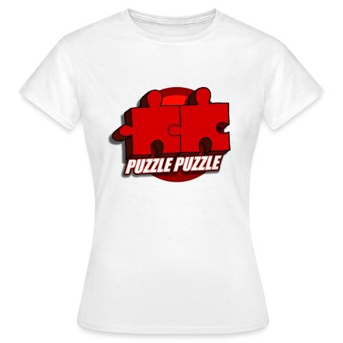 PuzzlePuzzle - Maglietta da donna