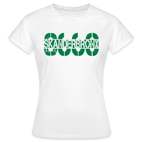 SKANDERBRONX - Dame-T-shirt