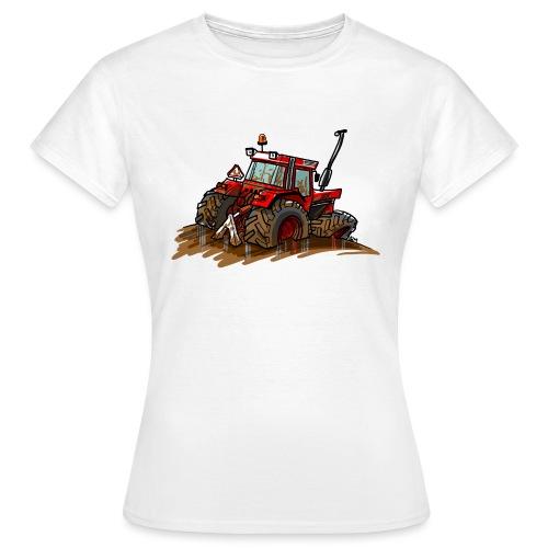 IH in de blub - Vrouwen T-shirt