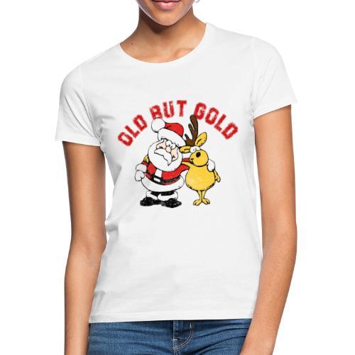 Santa ist der boss - Frauen T-Shirt