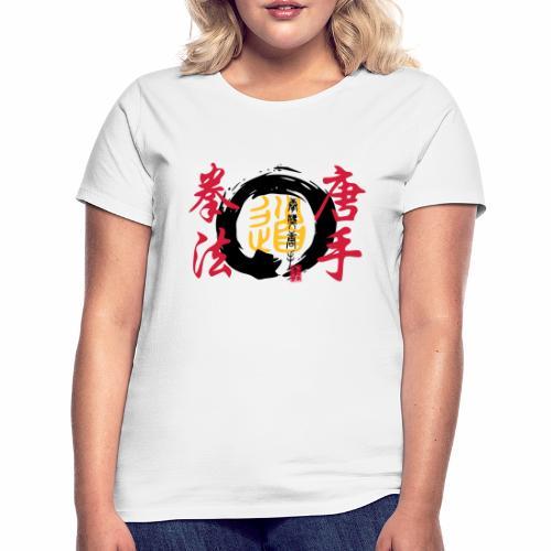 enso karatekempo - Frauen T-Shirt