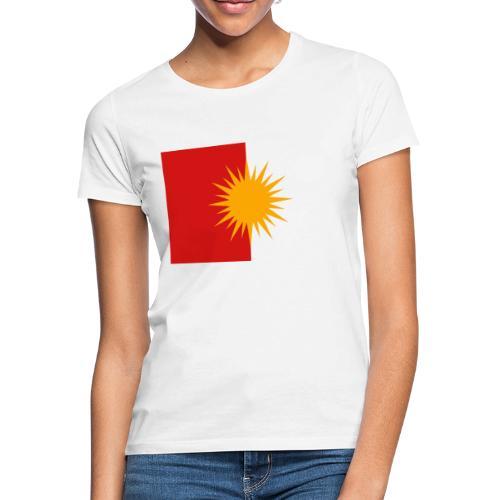 Yeziden T-Shirt Ezidi,Shingal,Şingal - Frauen T-Shirt